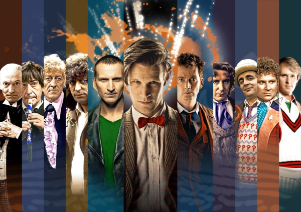 Doctor What?! Doctor Who.