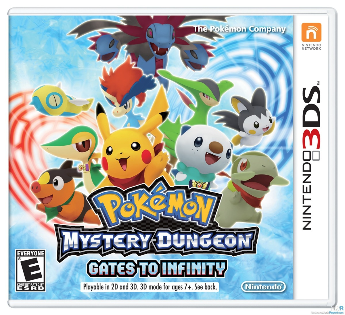 Preview: Pokemon Mystery Dungeon: Gates to Infinity