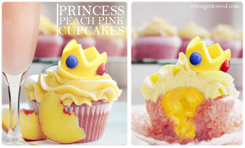 PrincessPeachCupcakes
