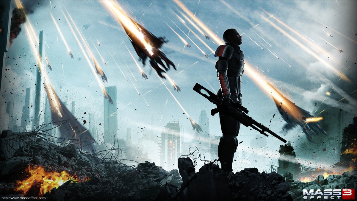 MASS EFFECT 3 Review: A Satisfying Conclusion To A Fantastic Trilogy