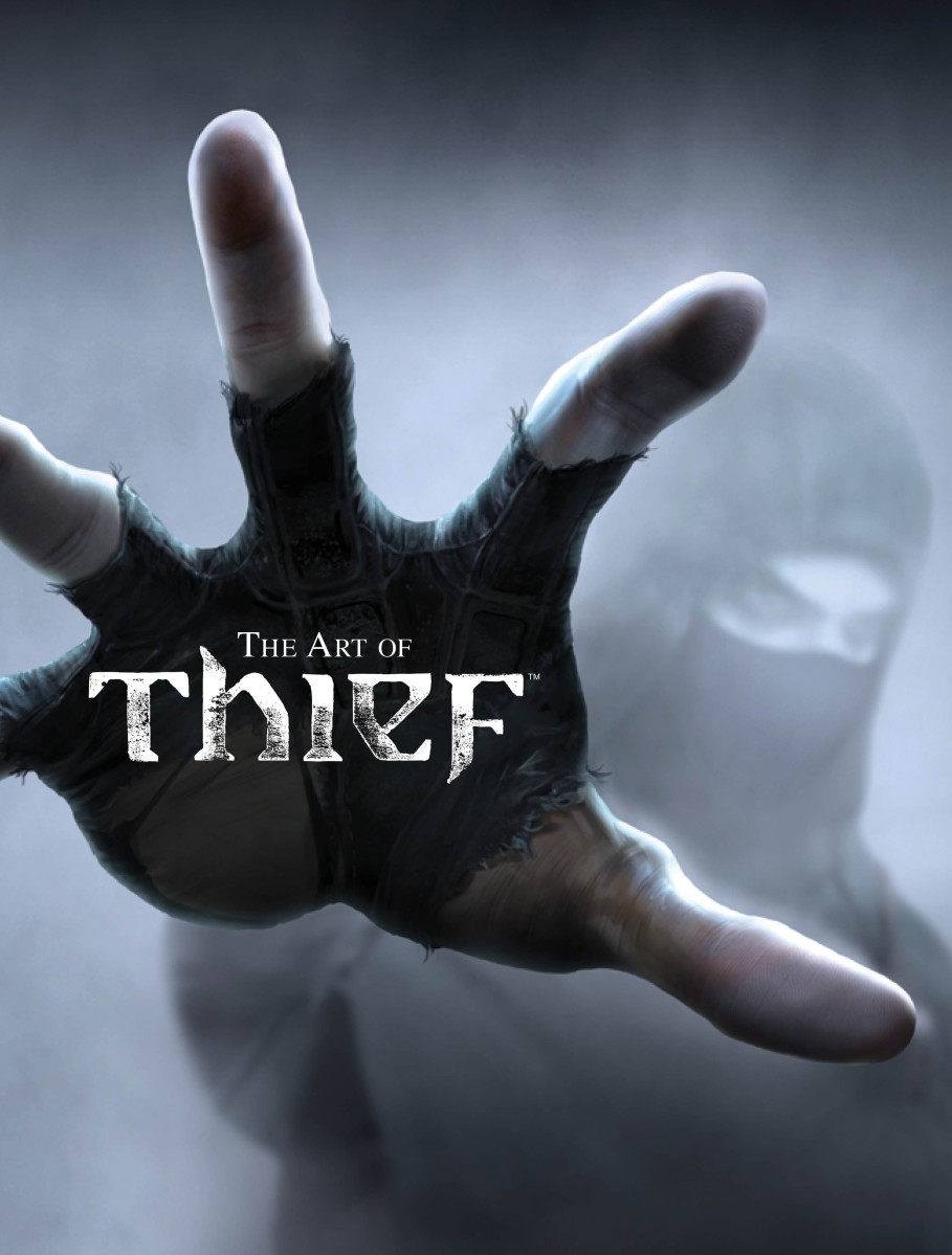 THE ART OF THIEF Review: Dark and Gritty Steampunk Beauty
