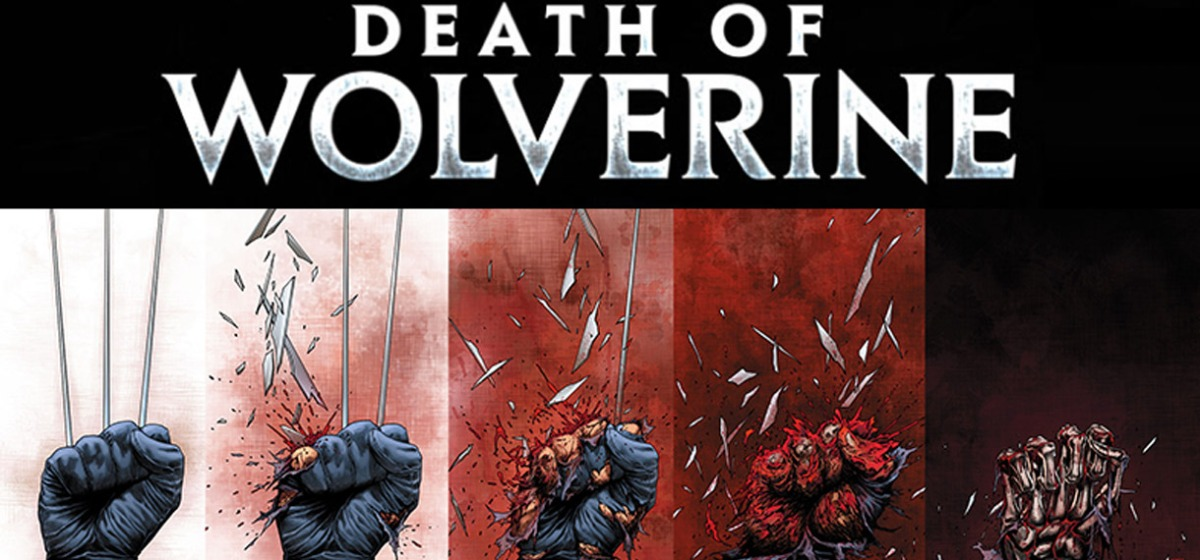 THE DEATH OF WOLVERINE:  The Demise Of Logan & Rebirth Of Nightcrawler