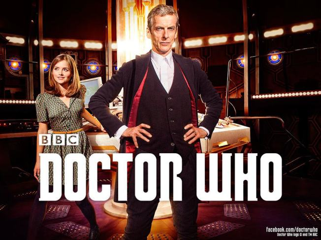 Source: Doctor Who, Facebook
