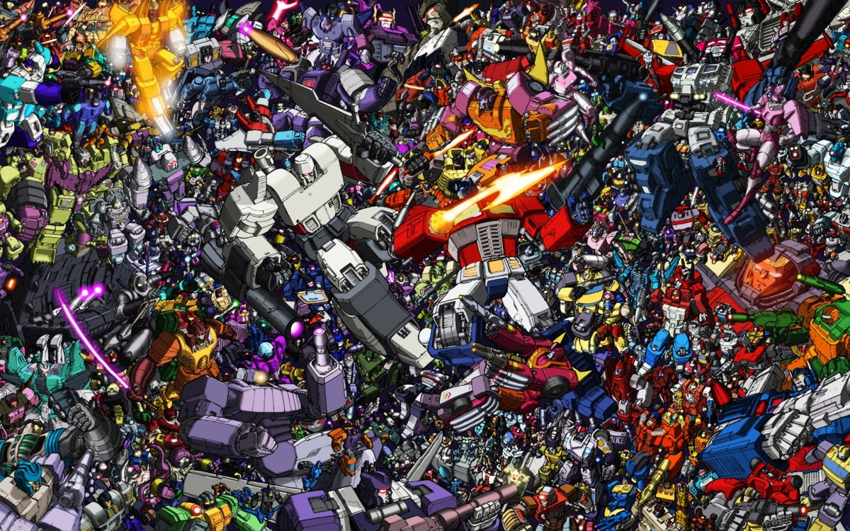A Beginner's Guide to TRANSFORMERS Cartoons From Worst to Best