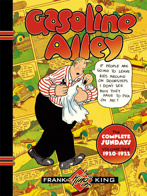 Gasoline Alley The Complete Sundays Volume Two