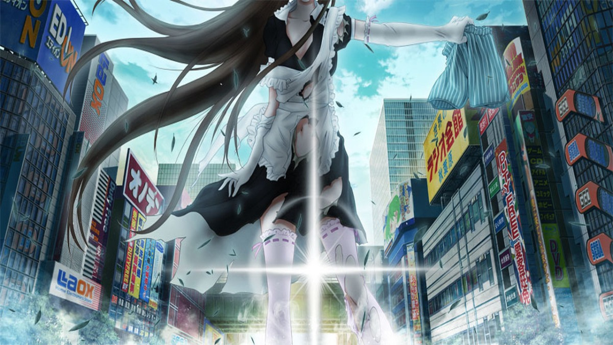 AKIBA'S TRIP: UNDEAD & UNDRESSED Review: Otaku Fan Service Galore