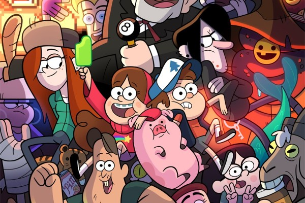 gravity falls season 2 episode 3 review the golf war another castle