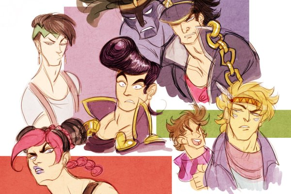 Regarded As One Of The Best New Anime Series Jojos Bizarre Adventures 2012 Animated Adaptation Classic Manga And Video Game Is Ripe For Fan