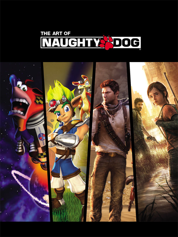 Art of Naughty Dog