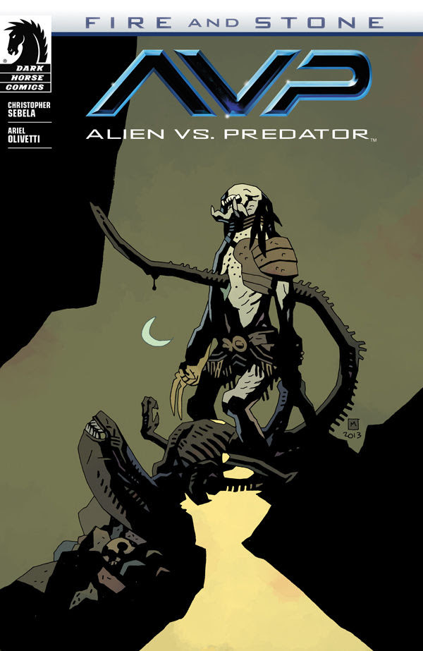 Courtesy: Dark Horse Comics