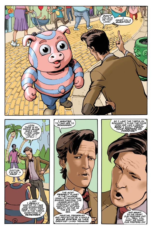 Courtesy: Titan Comics