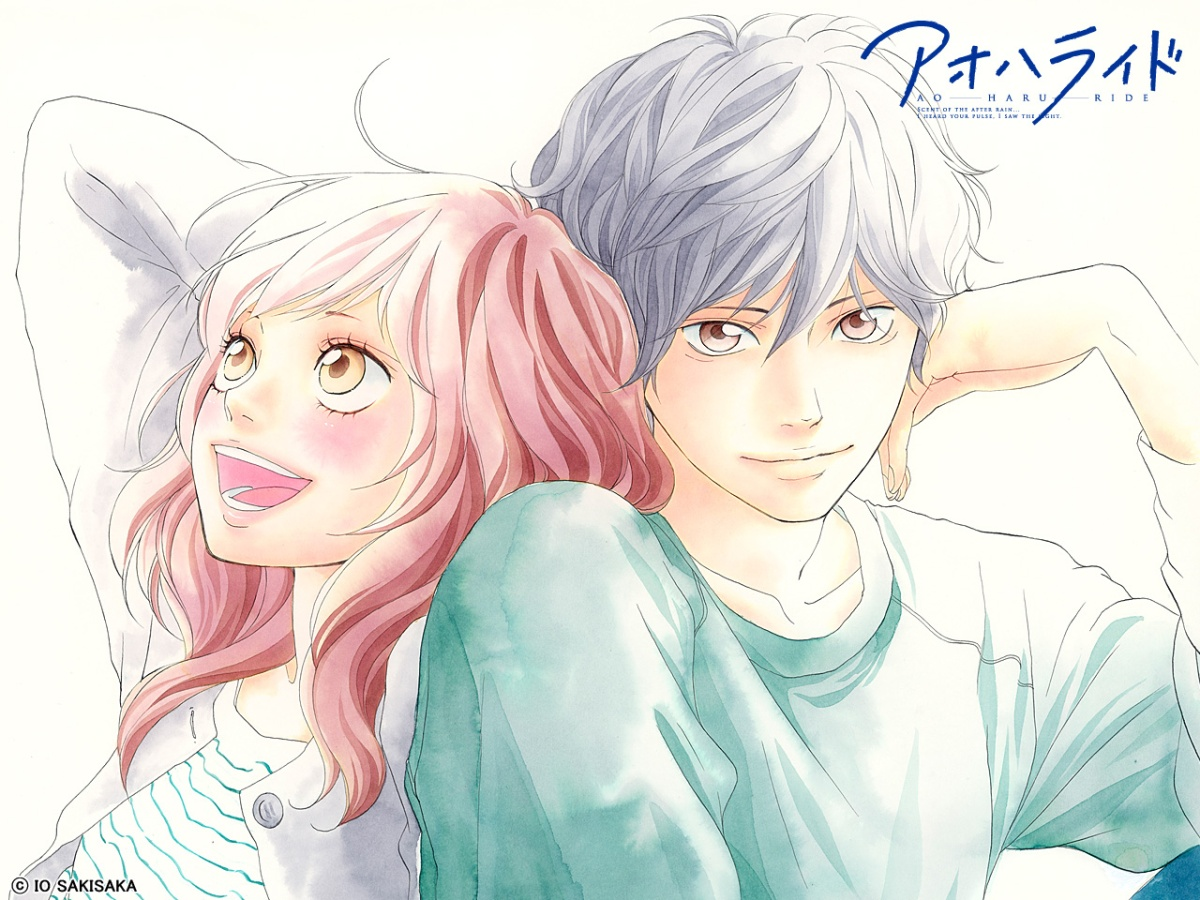 BLUE SPRING RIDE Review: A Pleasant Romance Story