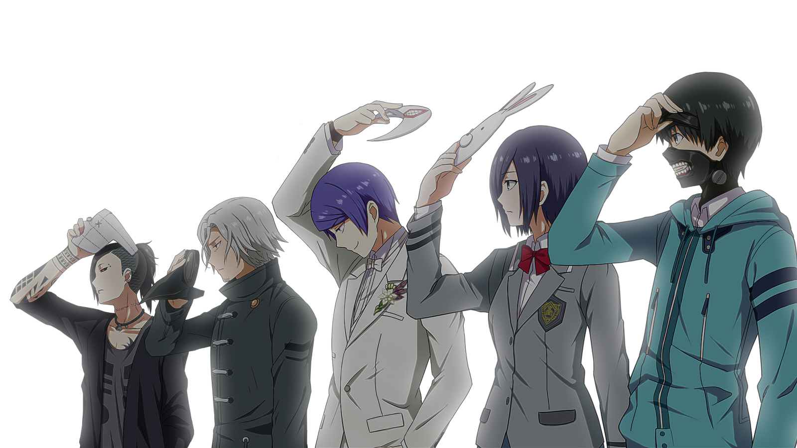 31 Days Of Horror Tokyo Ghoul Season 1 Another Castle